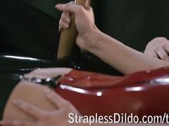 Porn: Lezbijka, Fetiš, Bejba, Lateks