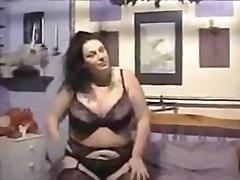 Porno: Stor Vakker Kvinne, Pupper, Strippe