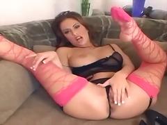 Porno: Podpatky, Vyholený, Klitoris, Uspokojování Žen