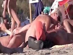 Порно: Чоловіки, Пляж, Француженки, Член