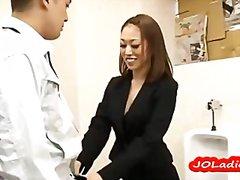 جنس: نيك ثلاثى, آسيوى, في المكتب, يابانيات