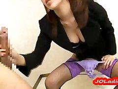Porn: Trojček, Azijci, V Pisarni, Japonka