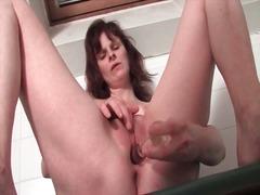 Porno: Dildo, Yaşlı, Masturbasya