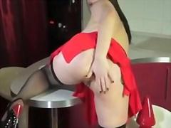 پورن: زننده, آبدار, دختر, شدید
