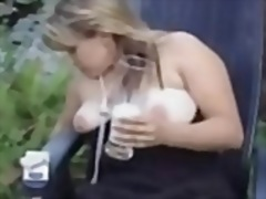 Liebesrausch squirting cocktail
