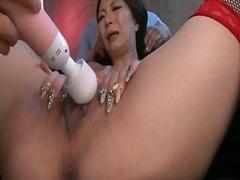 Porno: Sormeilu, Dildo, Japanilainen, Verkkosukat