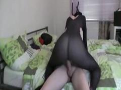 Porno: Medias Panti