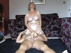 Pornići: Zrele Žene, Plavuša, 69, Jahačica