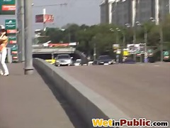 Public wee blemish... this video is presented by wet in public