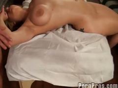 Porn: चूंचियां, कामुक, तेल, मालिश