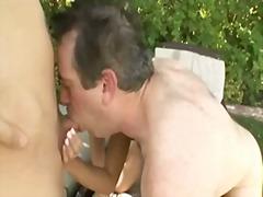 Porno: Grupikas, Biseksuaalne, Seemnepurse, Kõrvaltvaatav Abikaasa