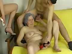 Porno: Gjyshet, Swinger, Swinger