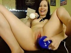 Pornići: Prskanje Iz Pičke, Izbliza, Prskanje Iz Pičke, Web Kamerica