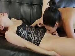 Porno: Lesbietes