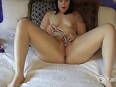 Porno: Masturbándose
