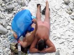 Porno: Soditëse, Në Plazh