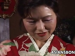 Lucah: Orang Jepun, Orang Asia, Perhambaan, Bdsm