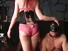 Porno: Mučení Mužů, Bondáž, Bdsm, Dominy