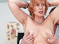 ポルノ: 産婦人科, 女性器, 変態, 熟女