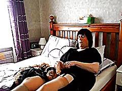 Porn: Babica, Nogavice, Masturbacija