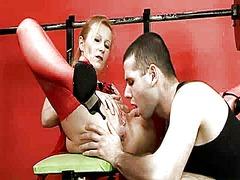 جنس: قاعة الرياضة, تبول, سيدات رائعات