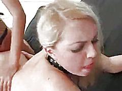 Porno: Lesbietės, Straponas, Grupinis Trise