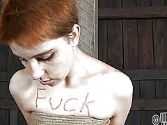 جنس: خارق, بنات, إذلال, تقييد