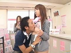 Porn: होजरी में, असाधारण, एशियन