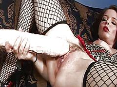 جنس: سيدات رائعات, الزبار الصناعية, نكاح اليد, شرابات شبكة