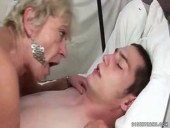 Porno: Evropanky, Zralý Ženský, Babičky