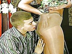 Порно: Чорапи, Фетиш С Крака, Фетиш, Рускини