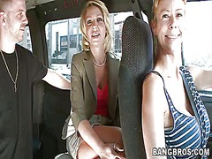 Bold: Blonde, Nanay, Bus