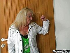 Πορνό: Ώριμη, Γιαγιά