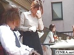 جنس: يابانيات, فتشية, آسيوى, تستمنى زبه بيدها