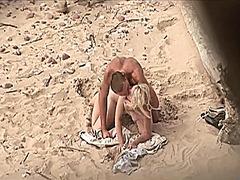 Πορνό: Κρυφό, Κάμερα, Παραλία, Γερμανίδα