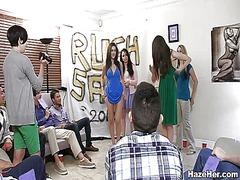Porno: Lízání, Lesbičky, Orgie, Jídlo