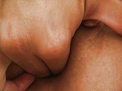 Porno: Píča, Mokrý, Orgasmus, Prsty