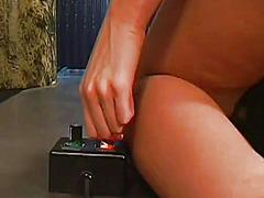جنس: لعبة, شقراوات, فردى, نكاح اليد