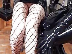 Порно: Фетіш, Лесбійки, Летекс