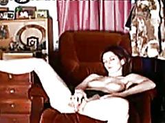 Porno: Orgasmus, Prsty, Píča, Masturbace