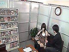 جنس: إمناء على الوجه, زوجان, يابانيات, طيز