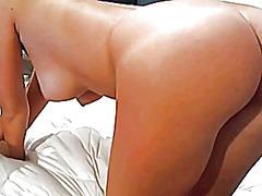 Porn: Pička, Masturbacija, Igra, Blondinka