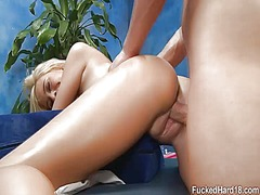 Porn: उंगली, कामुक, तेल, मालिश