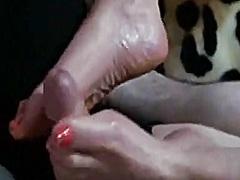 Porno: Pėdų Fetišas