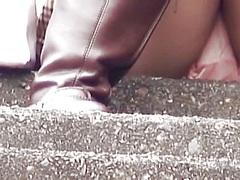 جنس: استراق النظر, أحذية طويلة
