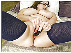 Porno: Mänguasi, Sõrmega, Webcam, Masturbeerimine