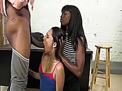Porno: Threesome, Kari, Zezake, Ndër Racore