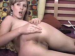 Porno: Pussy, Finger, Spielzeug