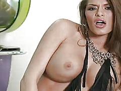 Porn: Pobrita, Masturbacija