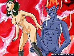 Phim sex: Hoạt Hình Hentai, Đôi Tình Nhân